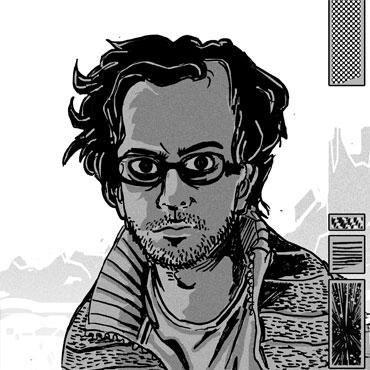 Sajan Rai - Comics Artist