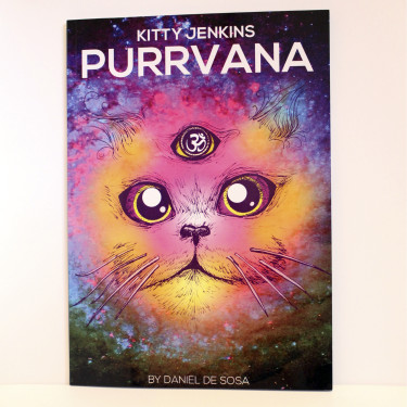 Purrvana - Front Cover