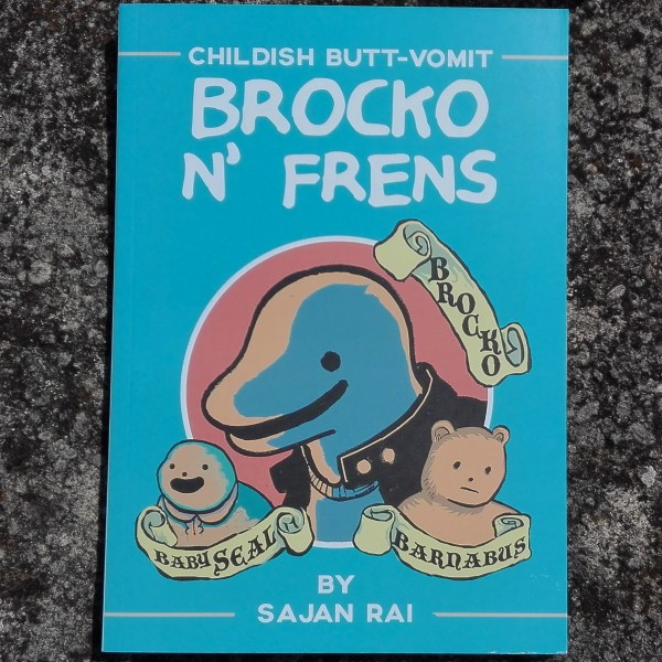Brocko N' Frens