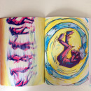 sketchbook inside sample 2