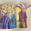 sketchbook inside sample 3